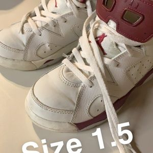 Kid shoes used